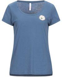 Sun 68 T-shirt - Blue