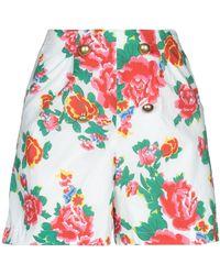 RHODE Shorts & Bermuda Shorts - White