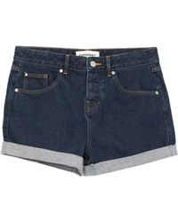 Superdry - Short en jean - Lyst