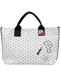 Pinko Handbag - White
