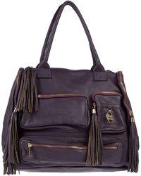 Secret Pon-pon Handbag - Multicolour