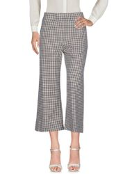 TRUE NYC | 3/4-length Trousers | Lyst