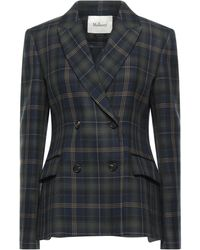 Mulberry Suit Jacket - Multicolour