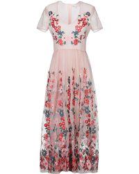 Maje - Knee-length Dress - Lyst