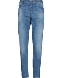 Trussardi Denim Pants - Blue