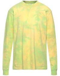 John Elliott Camiseta - Amarillo