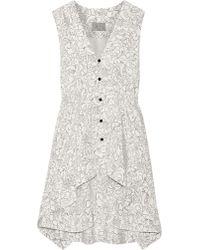 Maiyet - Short Dress - Lyst