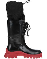 DSquared² Knee Boots - Black