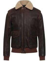 Aglini Jacket - Brown
