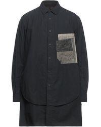Ziggy Chen Shirt - Black