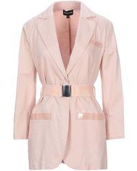 Emporio Armani Suit Jacket - Pink