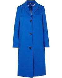 Kwaidan Editions Lange Jacke - Blau