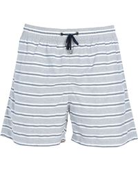 Zimmerli Swimming Trunks - Blue
