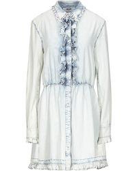 MSGM - Kurzes Kleid - Lyst