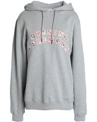 Opening Ceremony Sweatshirt - Gray