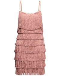Forever Unique Short Dress - Pink