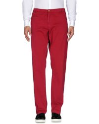 U.S. POLO ASSN. - Casual Trousers - Lyst