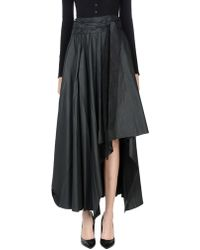 Barbara I Gongini - Knee Length Skirt - Lyst