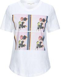 Maje T-shirt - White