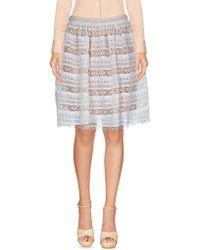 Suncoo - Knee Length Skirt - Lyst