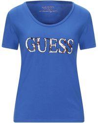 Guess T-shirt - Blue