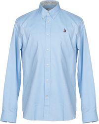 U.S. POLO ASSN. Shirt - Blue