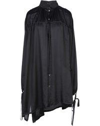 Ann Demeulemeester Shirt - Black