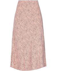 Rails Midi Skirt - Pink