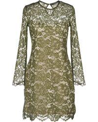 Guess Short Dress - Green