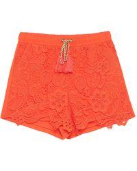 4giveness Shorts - Orange