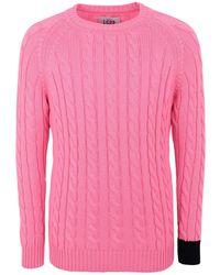 LC23 Pullover - Rosa