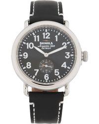 Shinola Reloj de pulsera - Negro