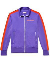 Palm Angels Sweatshirt - Purple