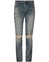 Unravel Project Denim Pants - Blue