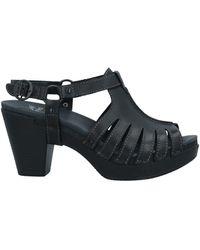 Dansko Sandals - Black