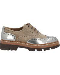 Pertini Lace-up Shoe - Multicolour