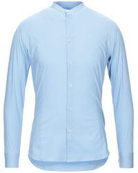 Daniele Alessandrini Homme Shirt - Blue