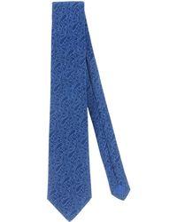 Turnbull & Asser Tie - Blue