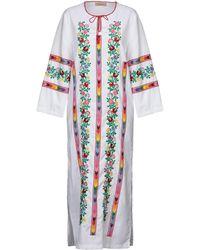 Muzungu Sisters Langes Kleid - Mehrfarbig