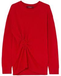 Sies Marjan Pullover - Rot