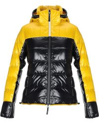Duvetica Down Jacket - Yellow