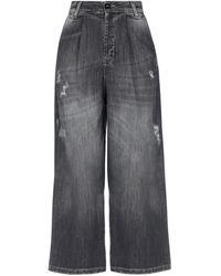 EMMA & GAIA Pantaloni jeans - Grigio