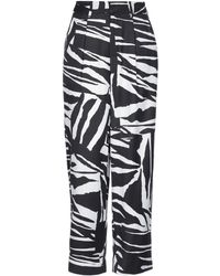5preview Pantalones - Negro
