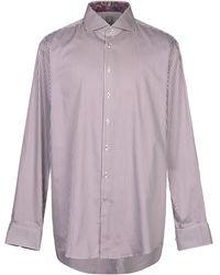 Jacques Britt Shirt - Purple