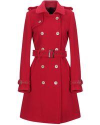 Aquarama Coat - Red