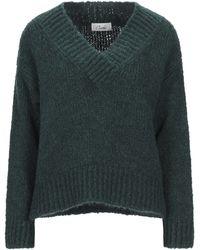 CROCHÈ Sweater - Green