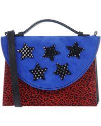 Imemoi Handbag - Blue