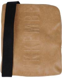 Bikkembergs Cross-body Bag - Brown