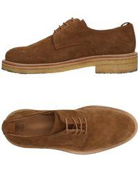 AMI Zapatos de cordones - Marrón