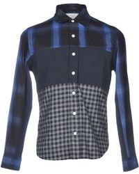 Nanamica Shirt - Blue